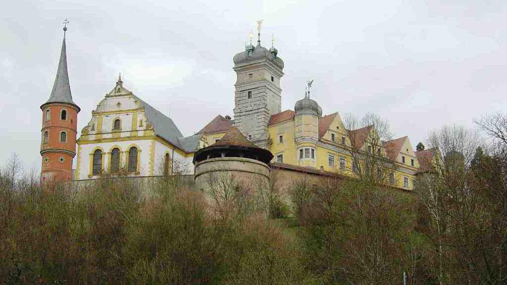 Zámek Schwarzenberg