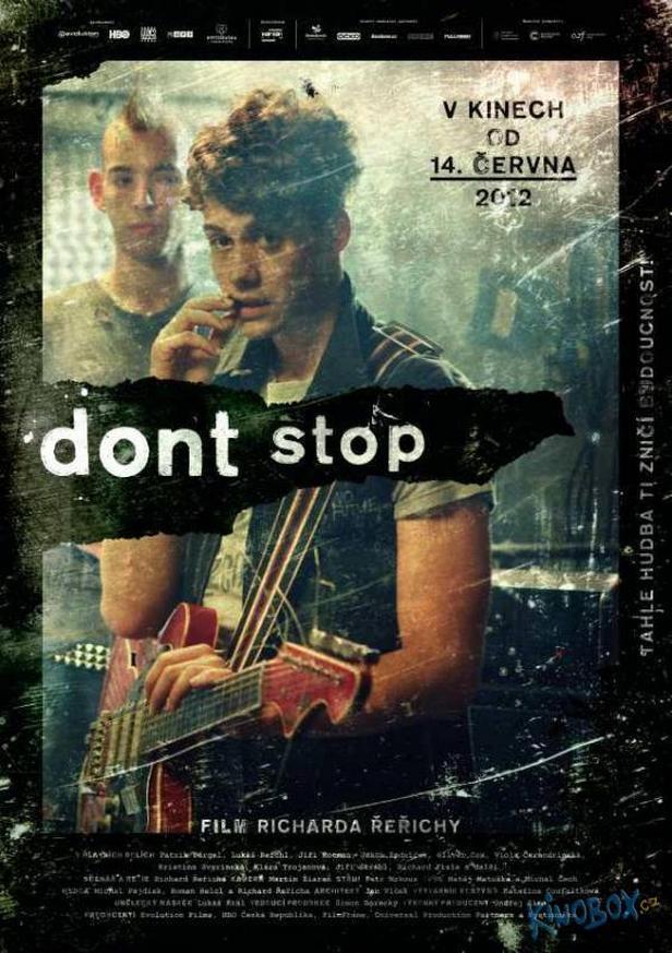 Plakát k filmu DonT Stop