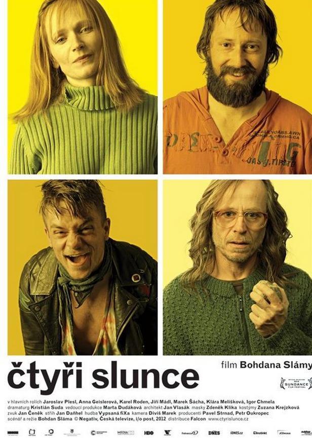 Plakát k filmu Čtyři slunce