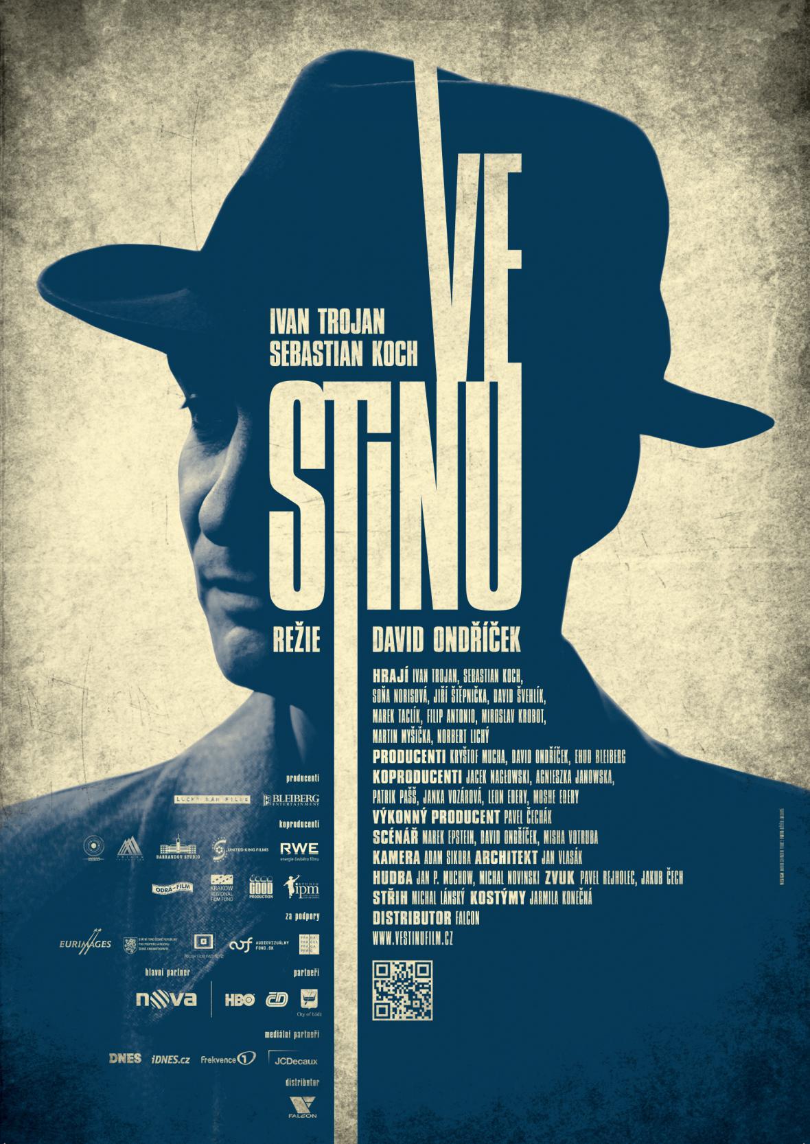 Plakát k filmu Ve stínu
