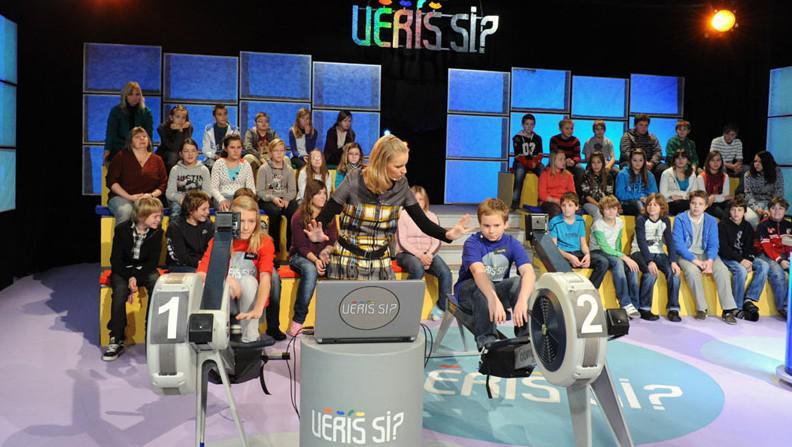 Televizní soutěž pro děti Věříš si?