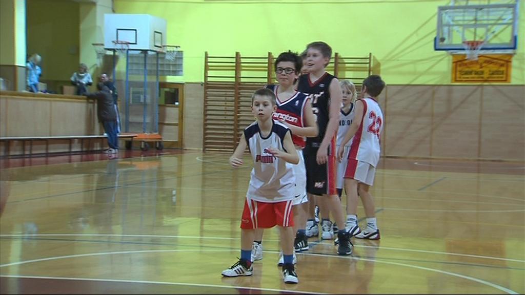 Mladí kroměřížští basketbalisté sbírají úspěchy