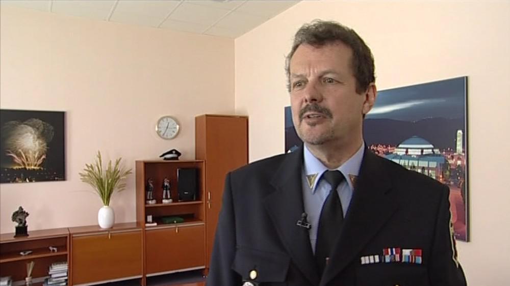Jaroslav Přikryl, ředitel Městské policie Brno