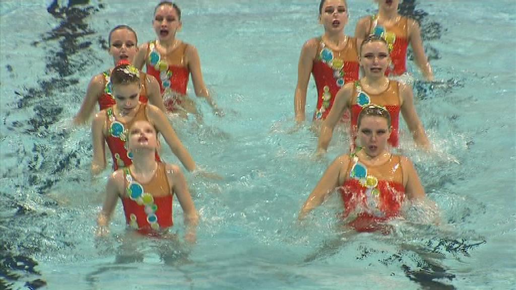 Akvabely Neptunu Praha v týmové soutěži dominovaly