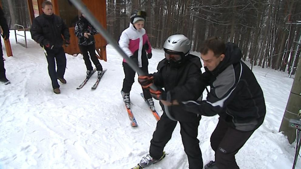 Újezdského starostu k investici přemluvili přímo lyžaři