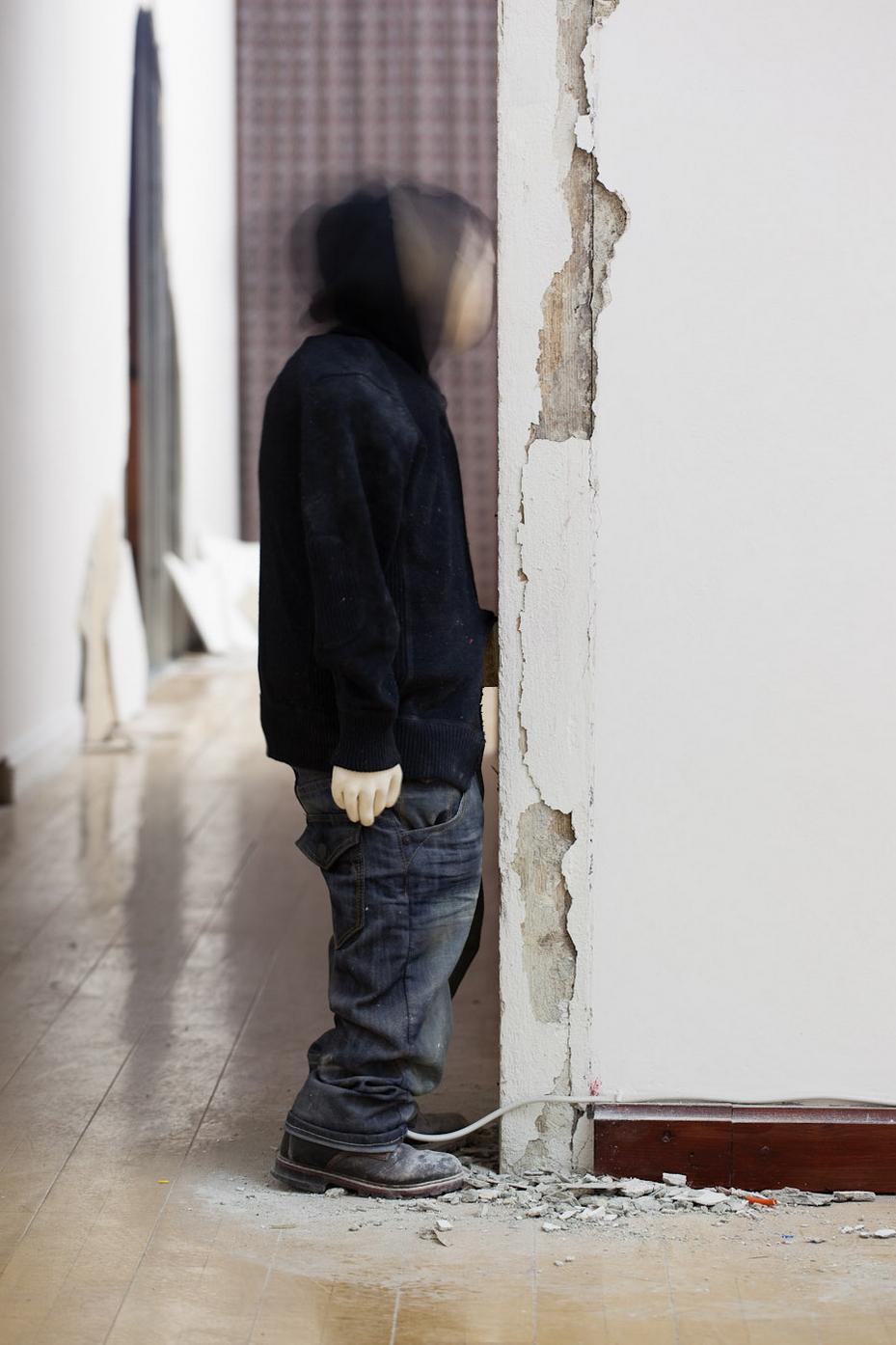 Z výstavy Krištofa Kintery Výsledky analýzy (2012)