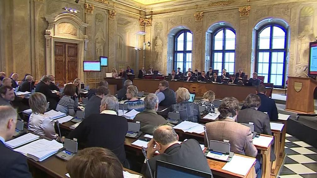 Výzva 2013 dnes zazněla i na zasedání zastupitelstva