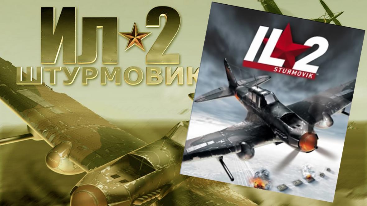 Počítačová hra Il-2 Šturmovik