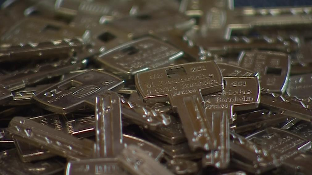 Zatím se rozdala čtvrtina klíčů, mělo by jich být až čtyři tisíce