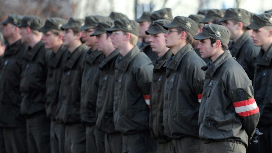 Rakouští vojáci