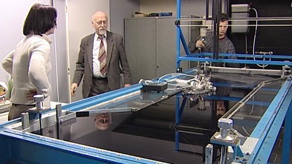 Vybavení centra - nanotechnologie