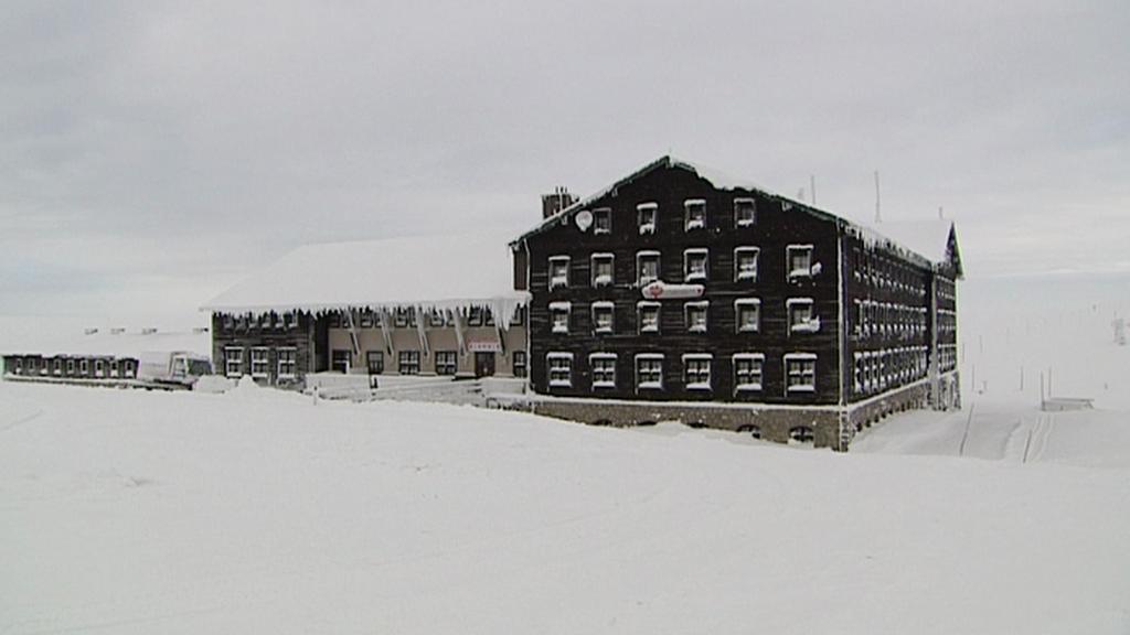 Luční bouda v Krkonoších