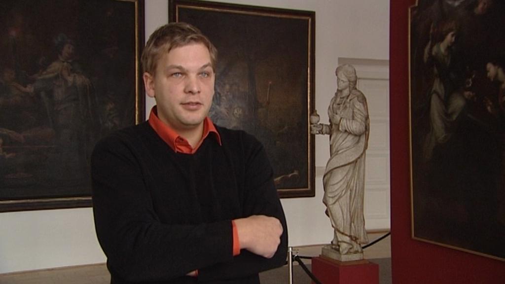 Michal Babík, ředitel Regionálního muzea a galerie v Jičíně