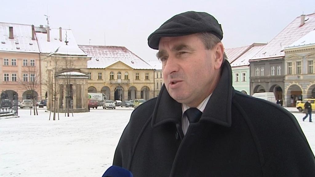 Petr Krupka, Spolek občanů a přátel města Jičína