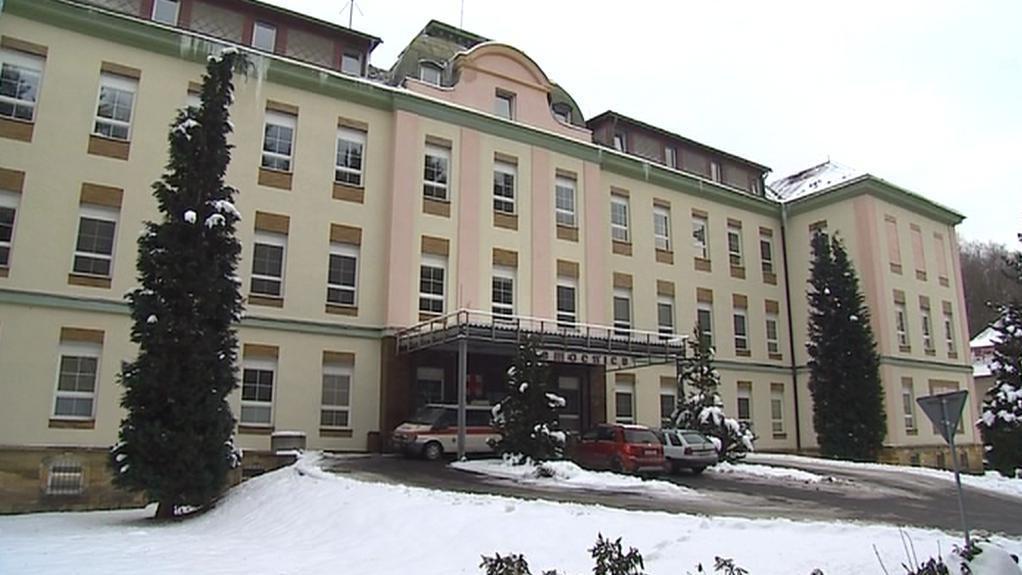 Tanvaldská nemocnice