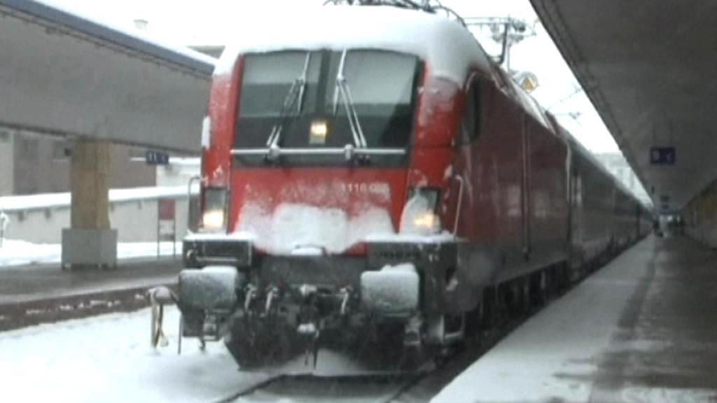 V Rakousku napadlo nejvíc sněhu za posledních 10 let