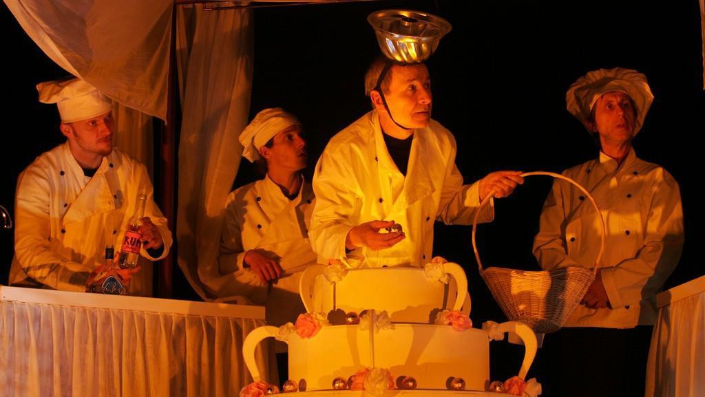 Divadlo Drak - Zlatovláska