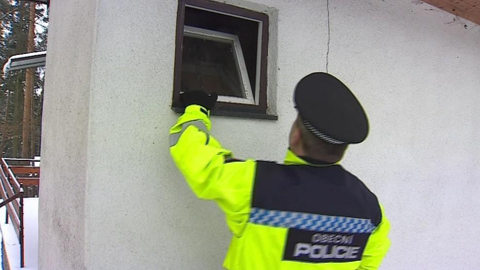 Strážníci preventivně kontrolují chaty u Jedovnic