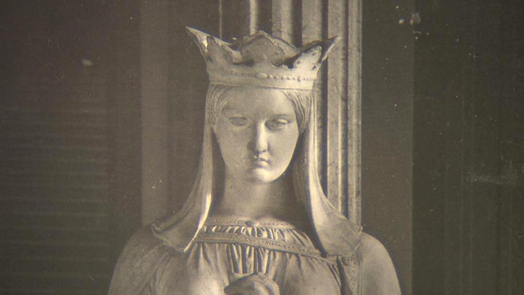 Z výstavy Královna Dagmar, česká princezna