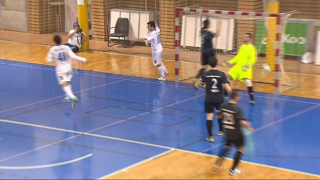 Futsalisté Tanga vyzvali rivala z Chrudimi