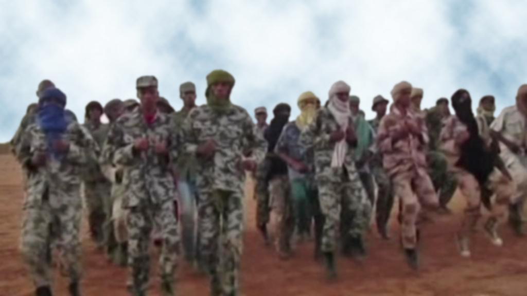 Maliští islamisté