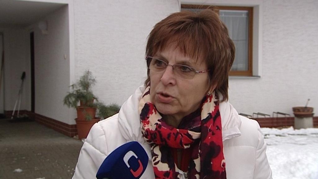 Bývalá ředitelka ZŠ Věra Lukášová