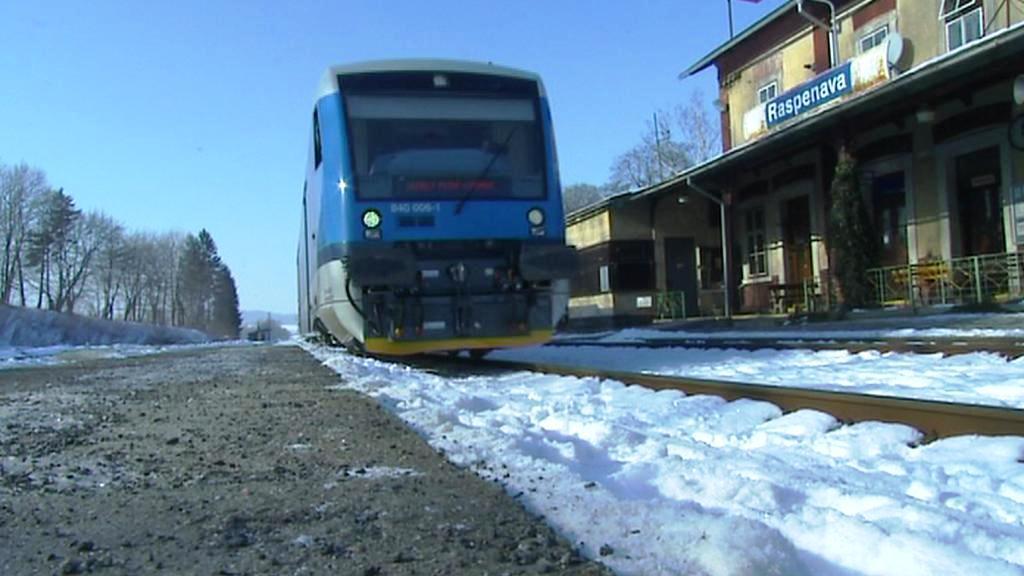 Nová souprava Stadler na Jizerskohorské železnici