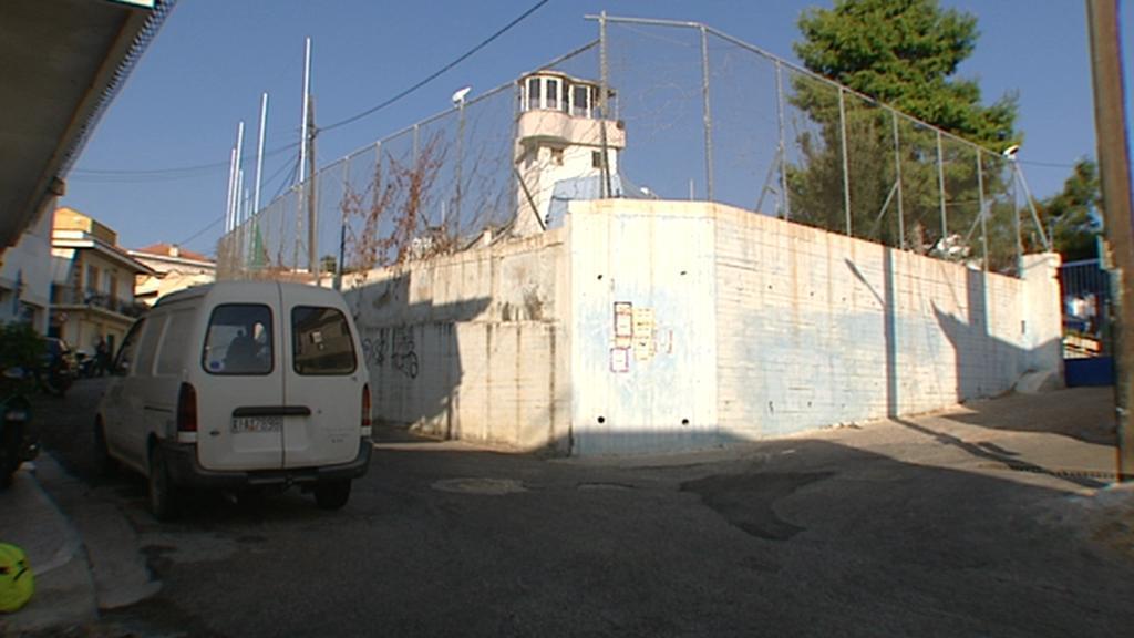 Věznice v Řecku