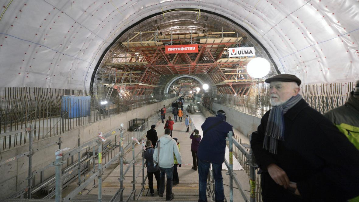 Stanice Petřiny