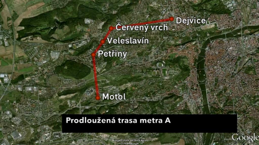 Metro V.A