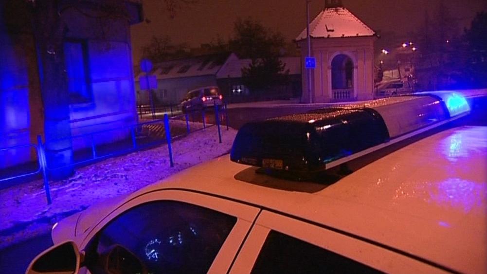 Policie uzavřela ulici Tuřanka