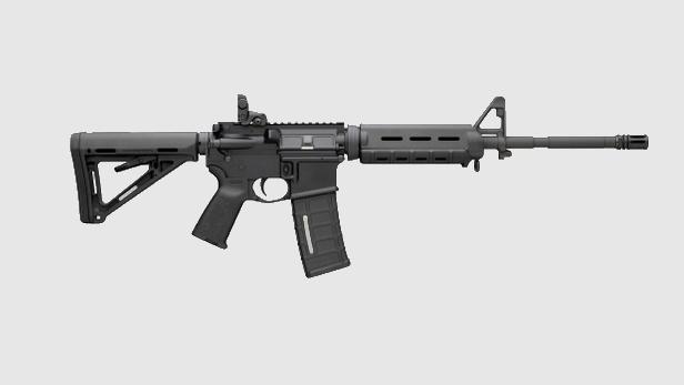 Útočná puška Bushmaster