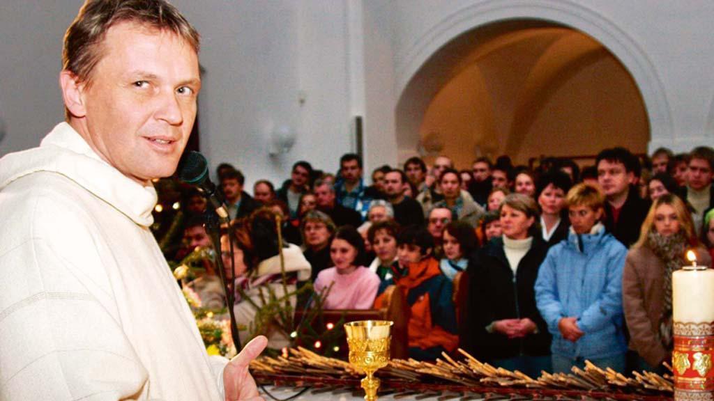 Zbigniew Czendlik, římskokatolický kněz