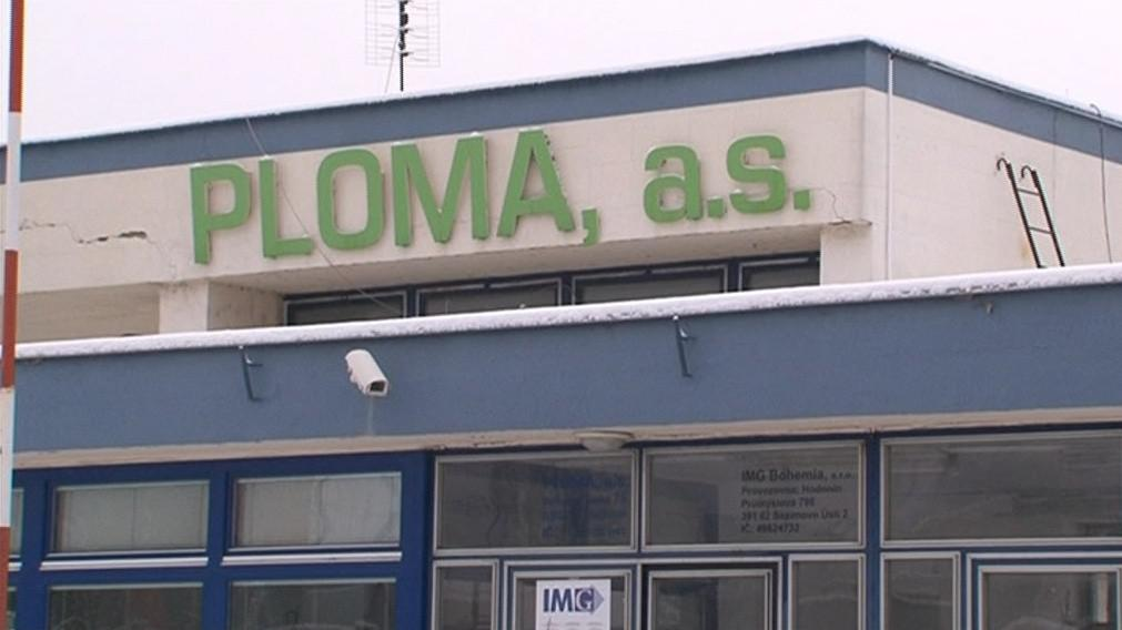 Zda se výroba ve firmě Ploma znovu rozjede, rozhodnou věřitelé