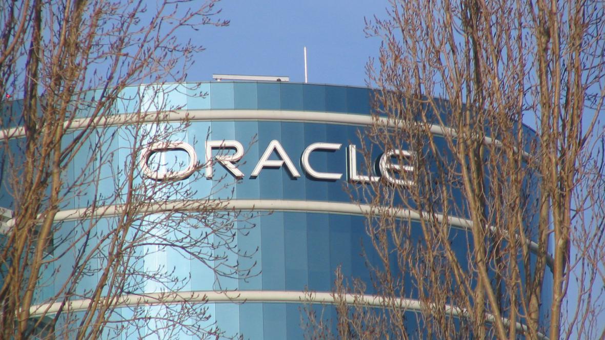 Sídlo společnosti Oracle