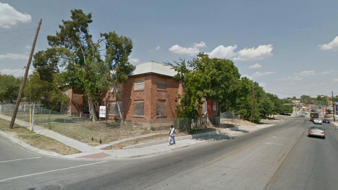 Dům, kde bydlel Lee Harvey Oswald