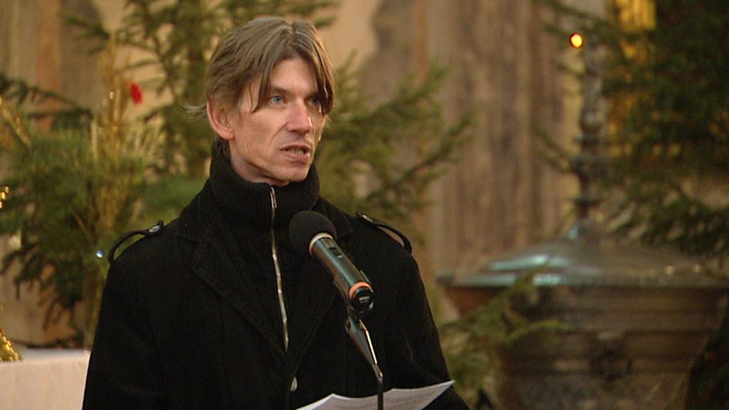 Zádušní mše za Jiřinu Jiráskovou / Jiří Strach