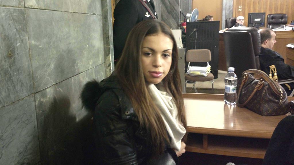 Maročanka Ruby u soudu se Silviem Berlusconim