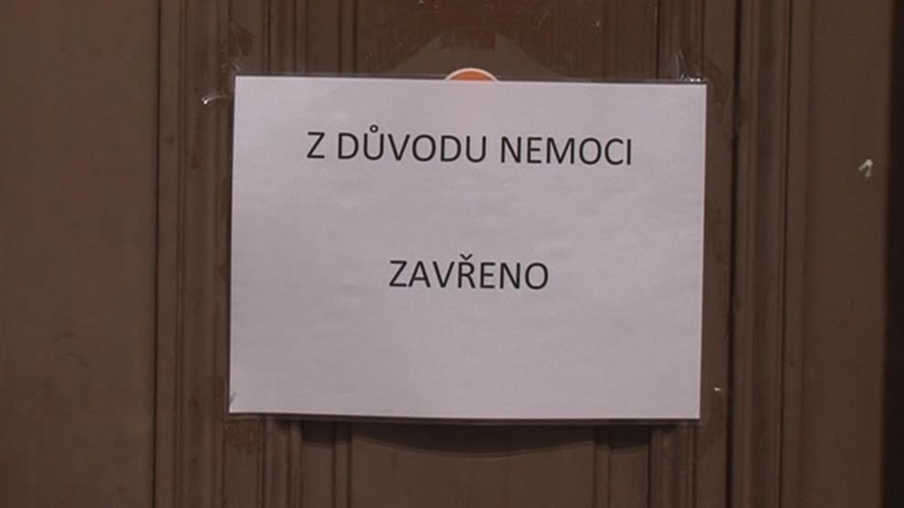 Na městském úřadu je teď nejčastěji zavřeno