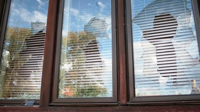 Vysklená okna