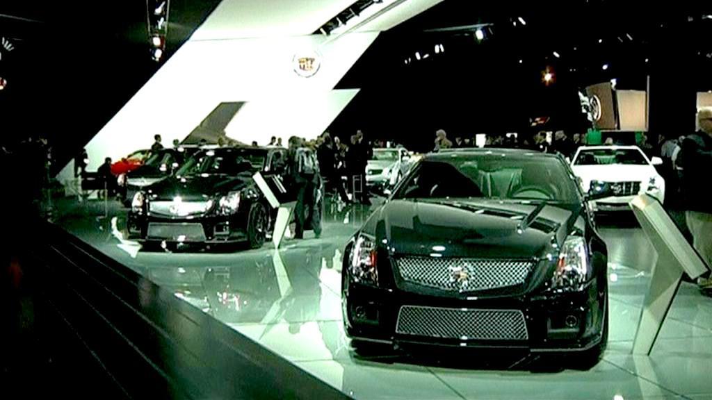 Mezinárodní autosalon v Detroitu