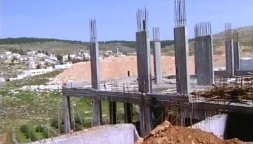 Výstavba bytů ve východním Jeruzalémě
