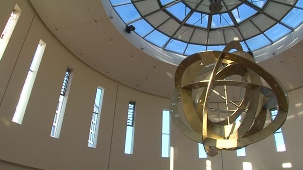 Výstava láká do planetária