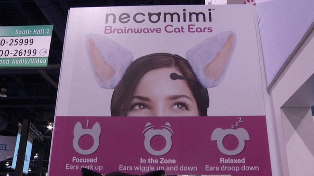 Uši ovládané myslí
