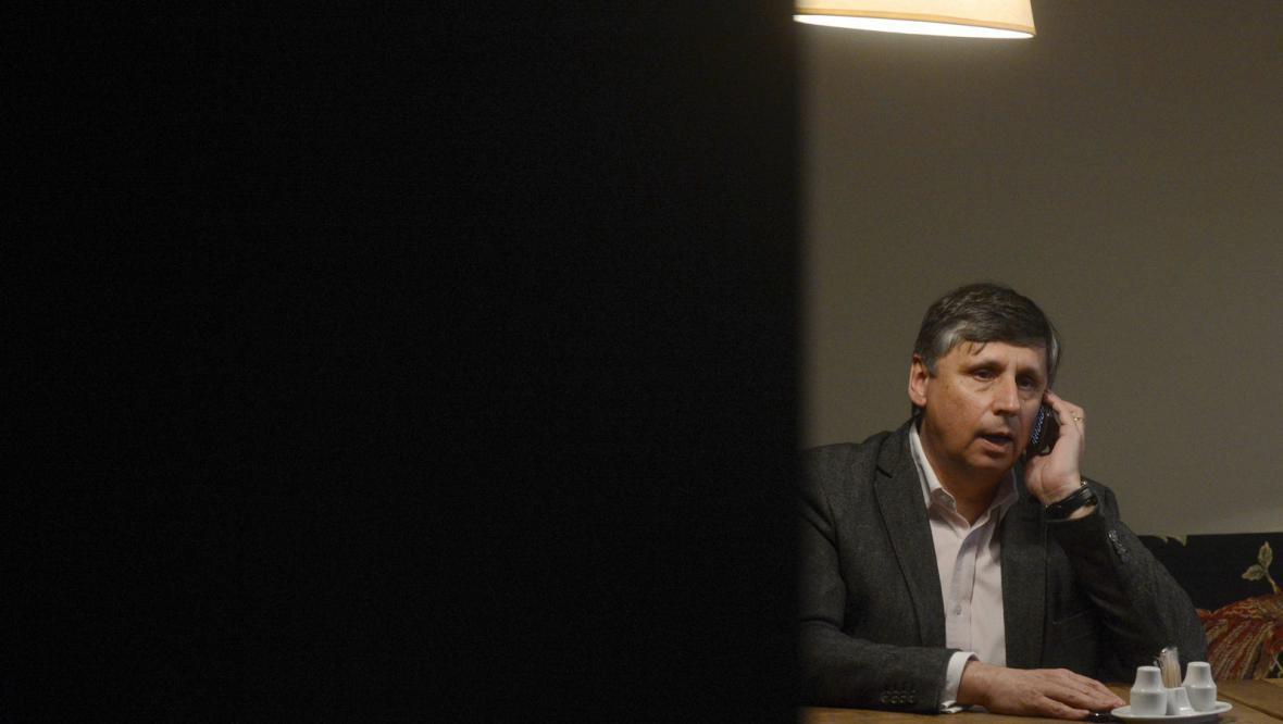 Jan Fischer po sečtení hlasů