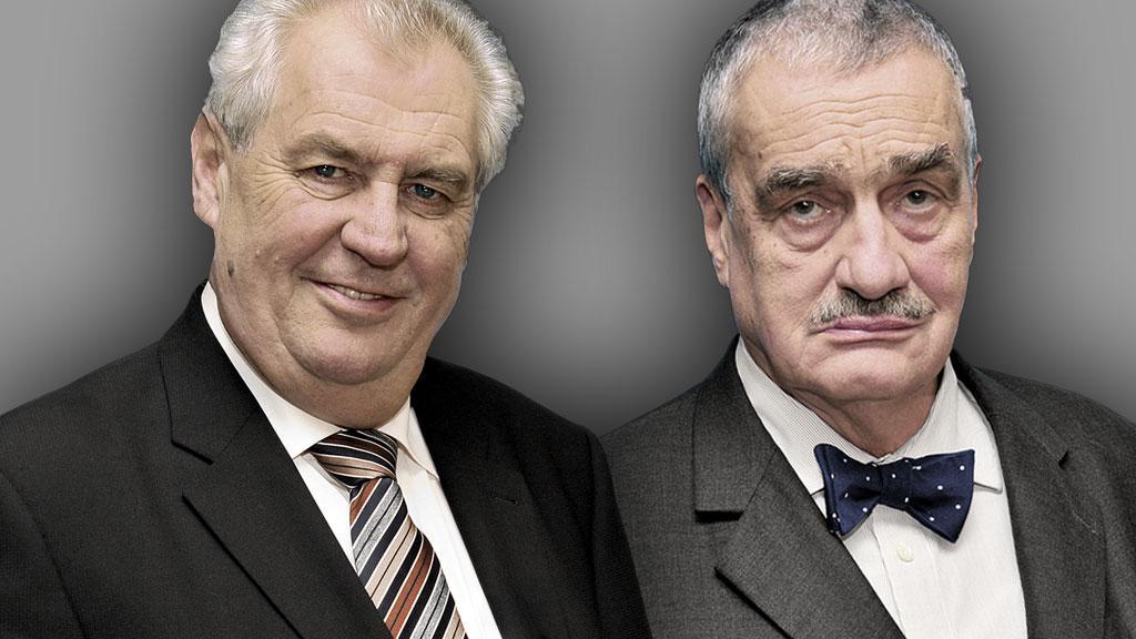Kandidáti na prezidenta ve 2. kole
