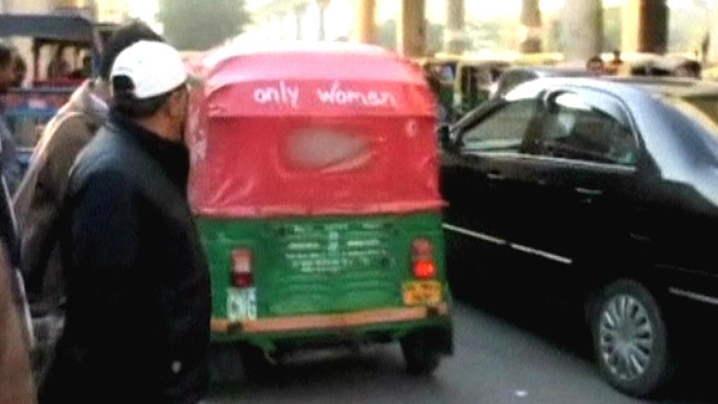 Taxi pro ženy
