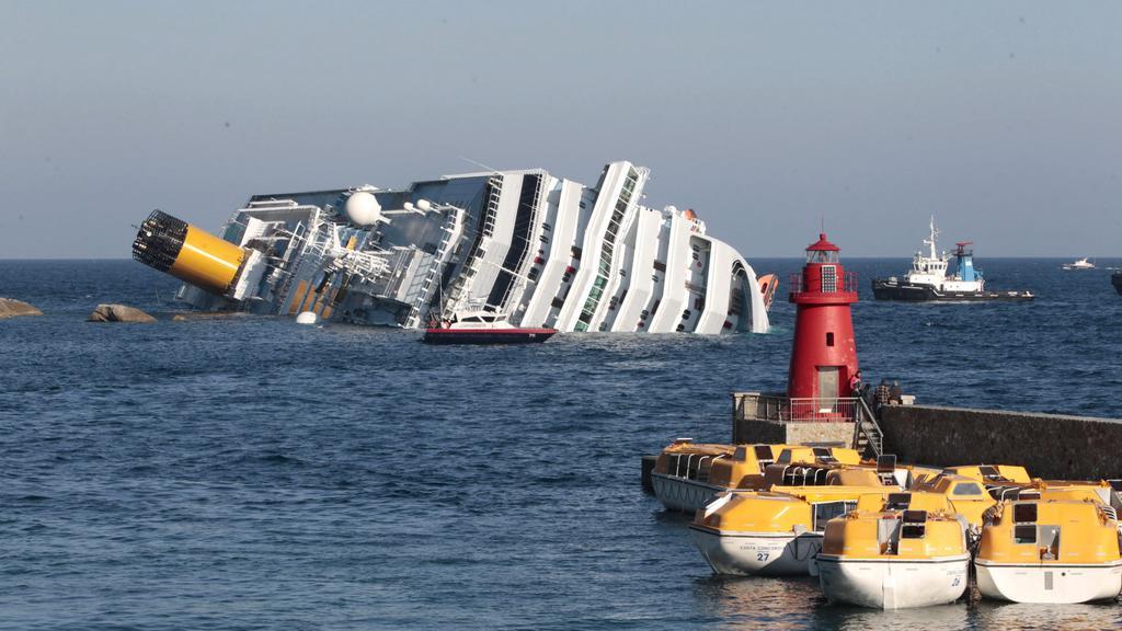 Havárie lodi Costa Concordia