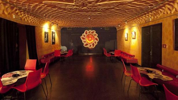 Prostory Rock Café