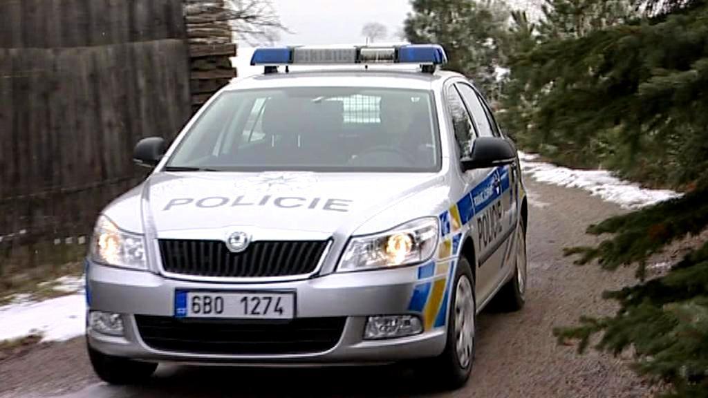 Policejní vůz